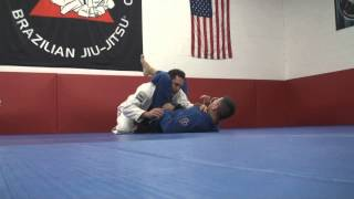 Todd White: Triangle Choke Defense