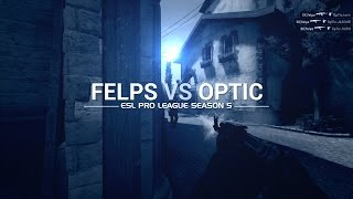 EPL Season 5 Week 6: Felps vs Optic