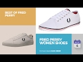 Fred Perry Women Shoes Best Of Fred Perry