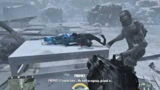 Crysis Walkthrough Delta - Level 8 - Paradise Lost [2/2]