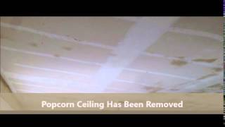Popcorn Ceiling Removal Cut and Shoot TX, Popcorn Removal Cut and Shoot