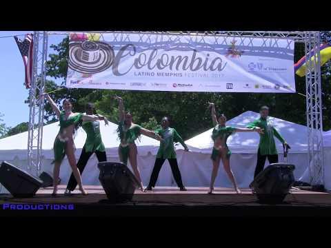 Cali Salsa Pal' Mundo - Colombia Latino Memphis Festival   2017