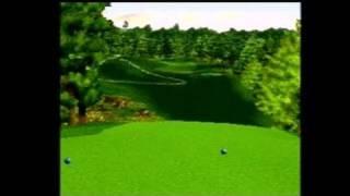 Tiger Woods PGA Tour 2000 PlayStation Gameplay_1999_11_24
