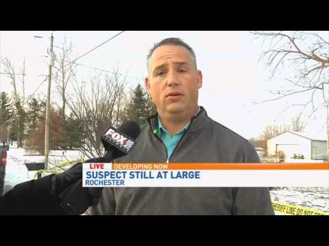 Rochester Shooting - Live Interview With Sangamon County Sheriff