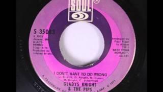 Gladys Knight & The Pips -  I Don