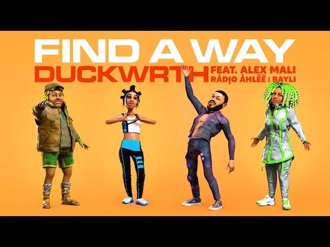 Find A Way (ft. Alex Mali, Radio Ahlee & Bayli)