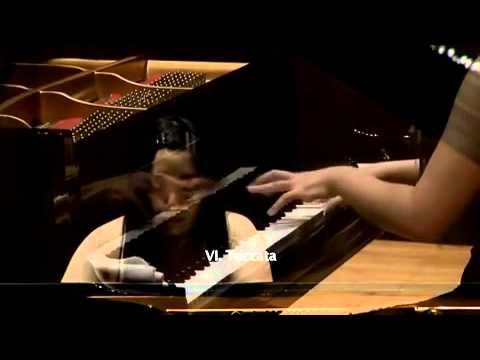 Ran Jia plays 3 movements from Ravel Tombeau de Couperin at the Miami International Piano Festival