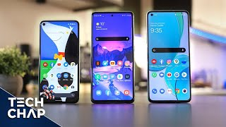 Google Pixel 5 vs OnePlus 8T vs Samsung Galaxy S20 FE - ULTIMATE Comparison! | The Tech Chap