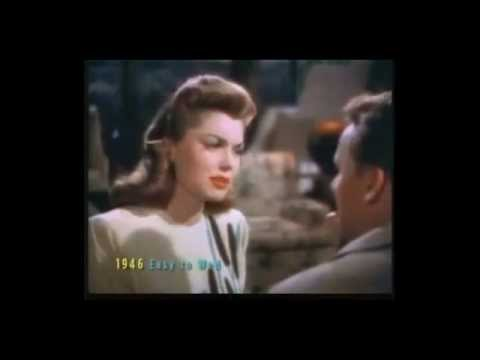 Esther Williams on Career and Van Johnson Films