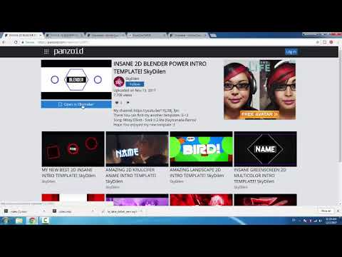 Youtube Intro Maker Template Images - Template Design Ideas