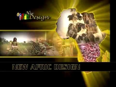 New afric  design Olowou