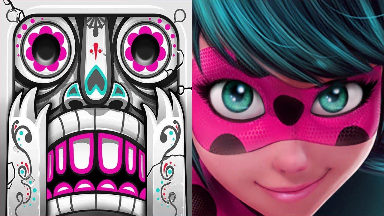 Download Temple Run 2 Spirits Cove VS Miraculous Ladybug & Cat Noir