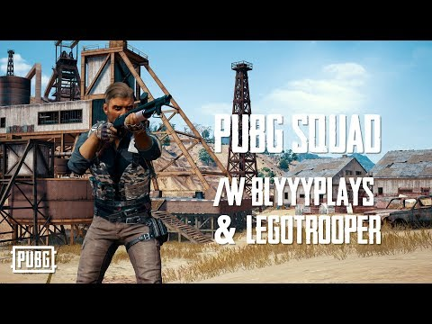 Download READY FOR ACTION?! | SQUAD PUBG /w bLYYYPLAYS
