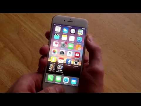 iPhone 6 / iPhone 6 Plus - How to Soft Reset. (Clears minor malfunctions)