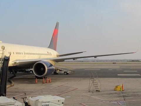 Flight Experience | Delta 422 | Boeing 767-300ER | New York JFK To Berlin!