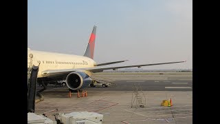 Flight Experience   Delta 422   Boeing 767-300ER   New York JFK to Berlin!