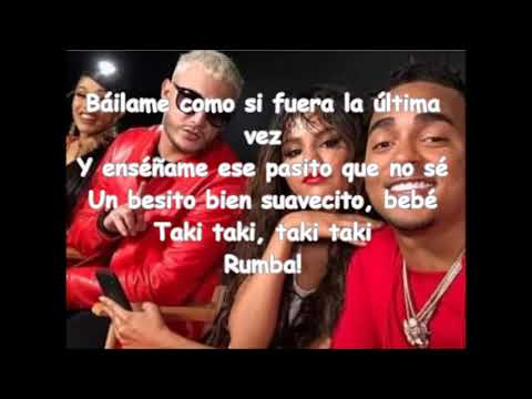 DJ Snake - Taki taki ft Ozuna Cardi B & Selena Gomez