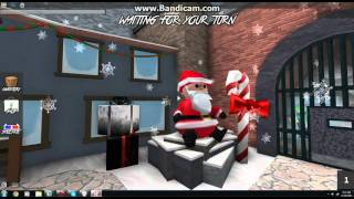 Roblox MM2 Christmas Event 2015!