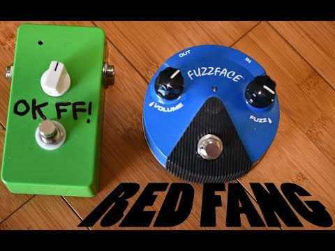The secret guitar tone of Red Fang?  REVEALED!