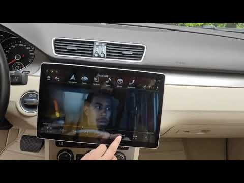 """Junsun Tesla Style магнитолы на Андроид нового поколения 12""""-17"""""""