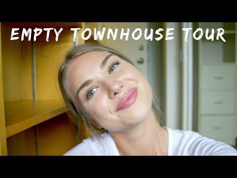 EMPTY TOWNHOUSE TOUR | Simon Fraser University