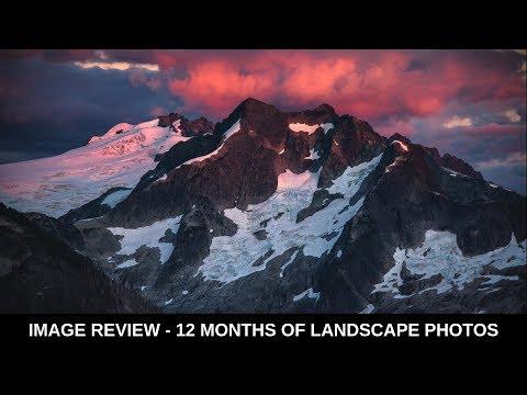 IMAGE REVIEW - 12 MONTHS OF LANDSCAPE PHOTOGRAPHY | LPJS2E8 thumbnail