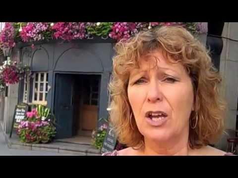 Shirley McKinnon in London  #2