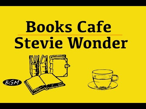 CAFE MUSIC - Stevie Wonder Cover - Relaxing Jazz & Bossa Nova Music