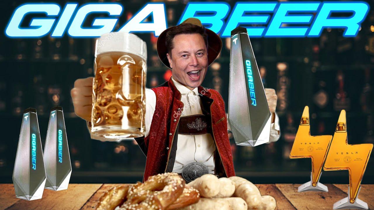 Tesla Time News - Tesla's GigaBeer & Texas HQ