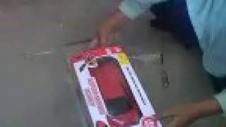 Asad Ali & semi new robot car unboxing