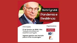 Boris Cyrulnik  Pandemia y Resiliencia (Audio Español)