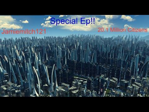 Anno 2205 - Special Ep!! - 20 Million Citizens |