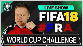 FRANCE FIFA 18 WORLD CUP CHALLENGE