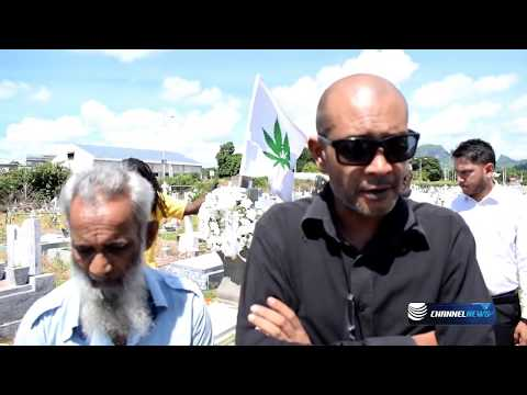 Hommage à Kaya : « Li devoir tou ban morisyen pou fer sa action là zordi », affirme Jameel Peerally