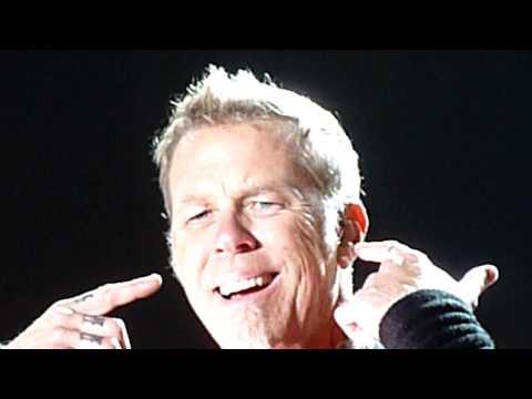 Metallica American Idiot Live Green Day Cover Voodoo Festival New Orleans LA October 27 2012