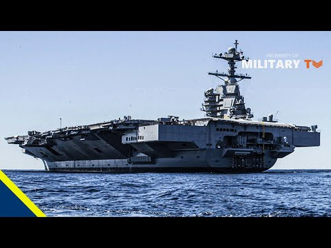 5 Amazing Facts About USS Gerald R. Ford (CVN-78) No. 3 Awesome – Supercarrier