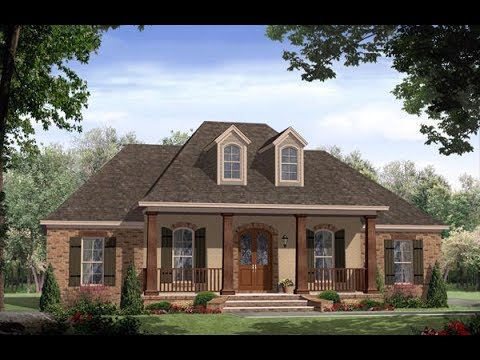European House Plan 59972 at FamilyHomePlans