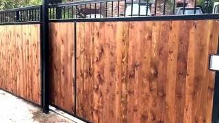 Metal Sliding gate in Stoke on Trent
