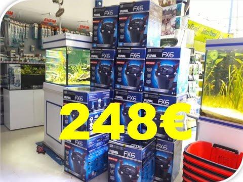 Fluval FX 6, 248€