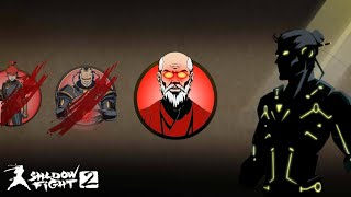 Shadow Fight 2 Shadow Vs Most Powerful Sensei And Bodyguards