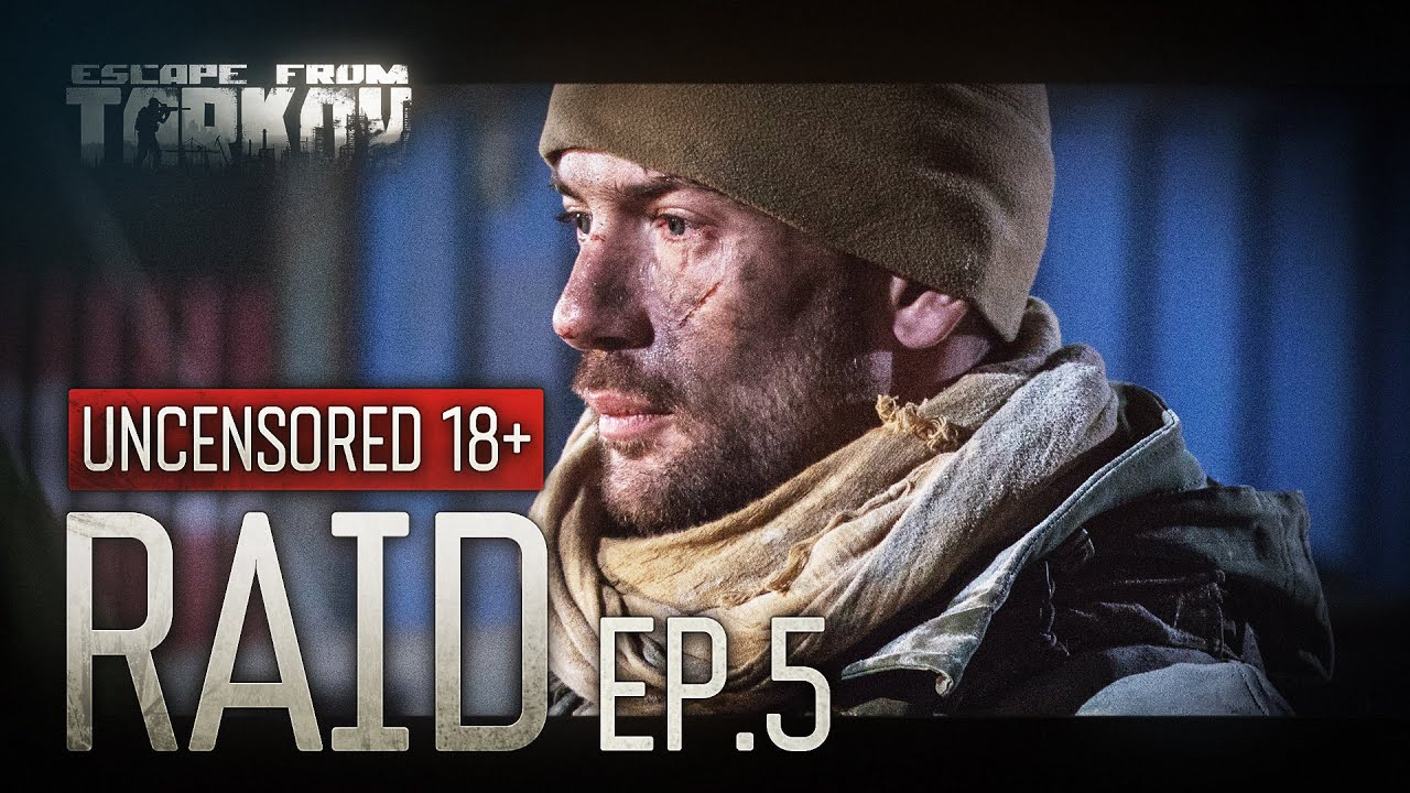 Escape from Tarkov. Raid. Episode 5. FINALE. Uncensored 18+ - скачать с YouTube бесплатно