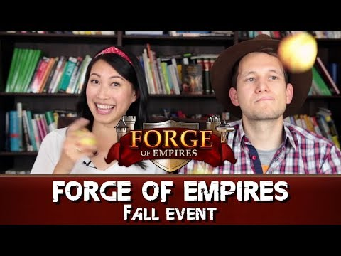 Forge of Empires: Fall Event 2017 - YouTube