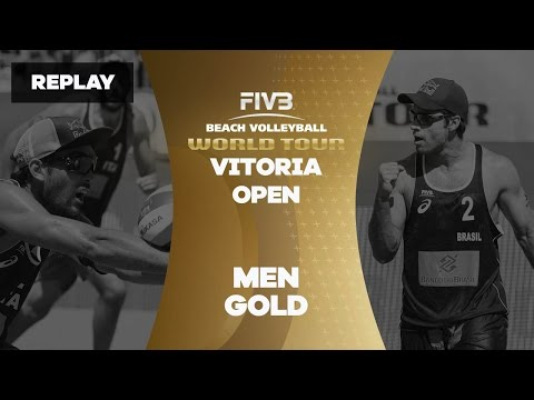 Vitoria Open - Men Gold - Beach Volleyball World Tour