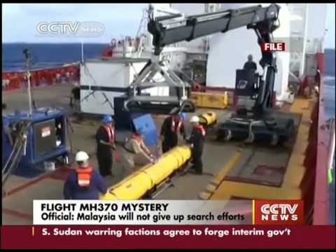 Search for MH370 enters 100th day