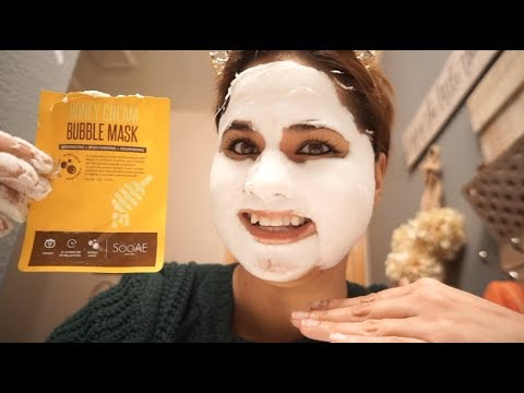 Daily Vlog & Trying out new Face Masks From Walmart!