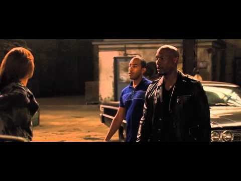 Fast Five Ducati Streetfighter Scene