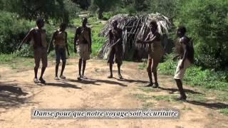 Lauraine et Daniel, Les Lacs en Tanzanie. 2/6