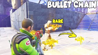 RAGING SCAMMER LOSES RAREST BULLET CHAIN Hydra 😱 (Scammer Gets Scammed) Fortnite Save The World