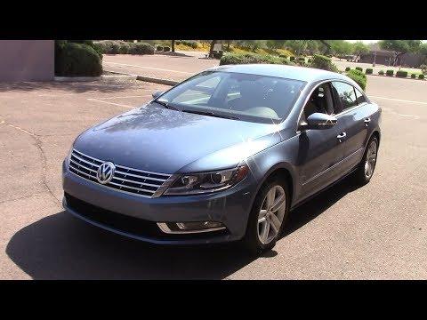 2017 Volkswagen CC Sport: Performance & Fuel Economy