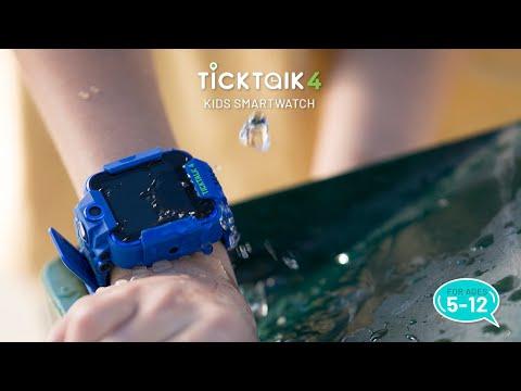 TickTalk 4: The Smartest Smartwatch for Kids